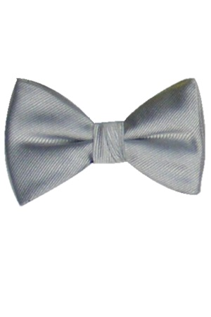 Picture of REFLECTIONS SILVER BOW TIE