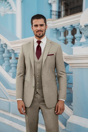 Picture of Allure Tan Suit